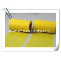 Quality Wash resin material yellow ttr printer ribbon for sale