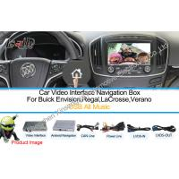 Quality HD 1080P Car Multimedia Navigation System With WIFI Network TMC for sale