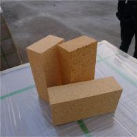 Quality High Mechanical Strength Insulating Fire Brick , Refractory Clay Fire Bricks For Bolier for sale