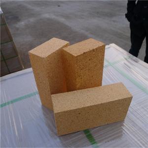 Quality SK34 SK36 SK38 Pizza Oven Fireclay Brick , Alumina Fire Resistant Bricks for sale