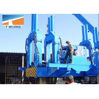 China OEM High Efficiency Hydraulic Piling Machine , Rotary Pile Drilling Rig on sale
