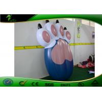 China 2 M Inflatable Balloon Animal Paw Air Mattress / Inflatable Animal Shape Claw on sale