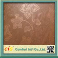 Quality Decoration PVC Synthetic Leather 0.6mm - 1.0mm for Furnitures for sale