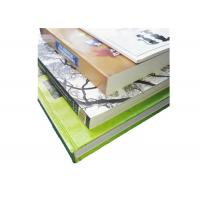China Full Color Soft Cover Matt Paper Book Printing Services For Book Publishing on sale