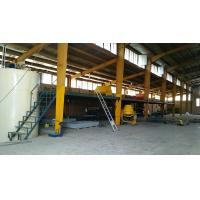 Quality High Strength Straw Board Machine with 2 - 60mm Adjusted Board Thickness for sale