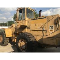 Quality 936E Used CAT Loaders , Old Wheel Loader CAT 3304 Engine 135HP A/C Cabin for sale