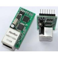 Buy cheap ETHERNET MODULE RS232 serial to ethernet converter tcp ip module product