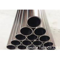 China 20ft Round Stainless Steel Sanitary bright annealed tube ASME ASTM A270 on sale