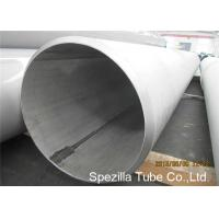 China SS 1.4462 Welded Steel Tube ASTM A928 UNS S31803 Super Duplex Stainless Steel Pipe on sale