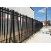 Buy cheap 1800mm 2100mm 2400mm High x 2400mm Wide Steel Fence Used For Road from wholesalers