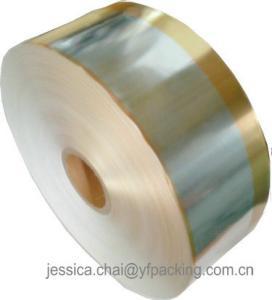 Quality gold-top aluminum foil paper for sale