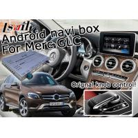 Quality Mercedes Benz Glc Android Gps Navigation Box Android Quad Core Cpu 4GB RAM for sale