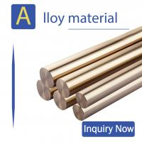 China C86300 Alloy Bronze Copper Bearing Raw Material, Graphite Plugged ,CuZn25Al5 on sale