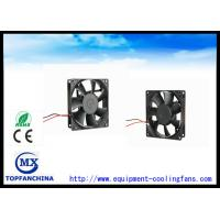 China 92 x 92 x 32 mm DC Brushless Fan 12V 6500 RPM Cooling Fan 8032 Platics Frame and Impeller on sale