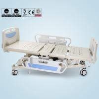 Buy cheap Easy Operation Electric Hospital Beds With Side Rails OEM /ODM Accepted product