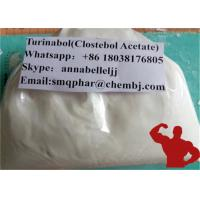 Buy cheap Oral Turinabol Clostebol Acetate Strongest Testosterone Steroid For Muscle Gain CAS 855-19-6 product