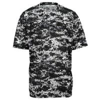 Quality wholesale blank summer t-shirt dry fit soft high quality camo softball jersey for sale