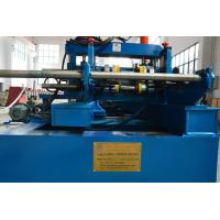 Buy cheap Galvanized Steel / Black Steel Cable Tray Making Machine GCr15 Roller Quench product