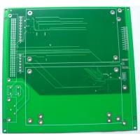 Buy Double Layer PCB FR4 Green Immersion Tin Custom Multilayer Printed Circuit Board PCB at wholesale prices