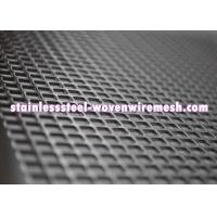 Quality Square Hole Perforated Aluminum Panel , Architectural Perforated Metal Panels for sale