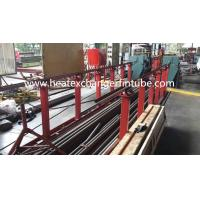 Quality Low Fin Copper / Aluminium 19FPI Low Fin Tubes / Extruded Fin Tube Machine for sale