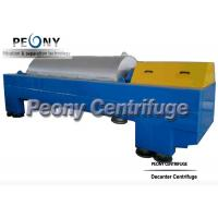 Continuous Decanter Centrifuges 3 Phase Centrifuge Oil Sludge Separator for sale