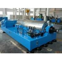 China Horizontal Centrifugal Decanter Centrifuges 2 / 3 Phase For Industrial Waste Water Treatme on sale