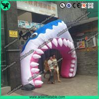 Quality Inflatable Shark, Event Shark Entrance,Holiday Festival Advertising Inflatable for sale