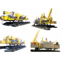 Quality 860T PHC Concrete Pile Driving Equipment Fast Pressing Speed Eco - Friendly for sale