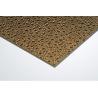 Buy cheap Diamond PC Embossed Sheet - Bronze Colour (JFL-015) from wholesalers