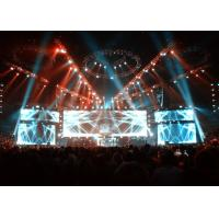 Quality SMD3535 P6.25 Rental LED Displays , full color led signs outdoor For Stage for sale