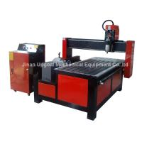 With Underneath #300mm Rotary Axis &T slot Working Table CNC Engraving Machine
