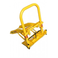 Quality Anti Collision Yellow Traffic Management Attenuator Lightweight for sale