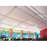 Custom 350 Seater Rent Event Tents Clear Span Marquee Theatre Style 16M X 25M