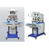 Buy cheap Semi Automatic Ink Tray Pad Printing Machine Three Colors for Golf Ball product