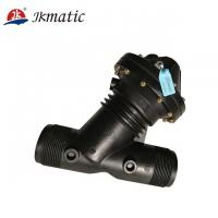 China Commercial DN100 Pneumatic Diaphragm Valve For Water Level Control on sale