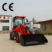 Quality telescopic wheel loader with Snow bucket for sale