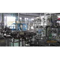 Quality 750ml Glass Bottle Cocktail Wine Filling machine with Gas Bottling machine 8000BPH DCGF18-18-6 for sale