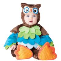 Quality What A Hoot Infant Baby Costumes , Baby Boy Halloween Costumes for sale