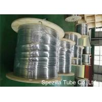 Quality TP316Ti Stainless Steel Coil Tubing Seamless Round Tube Wst. 1.4571 UNS S31635 for sale