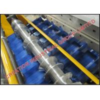 China Galvalume Metal Roof Panel Roll Forming Machine, R Panel Cold Roll Forming Equipment on sale