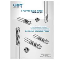 China Roughing End Mills on sale