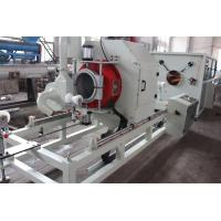 Buy cheap PP PVC Plastic Automated Hdpe Pipe Making Machine 450kgs/h 600m2 product