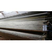 Quality Doped Dyed  Kenaf Curtain Woven Wood Fabric Shades ventilative for sale