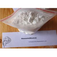Oral Anabolic Steroids Muscle Growth White Winstrol Stanozolol Powder