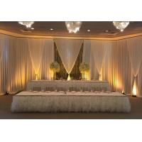 Buy cheap Wedding stage stand backdrop poles wedding decorate Pipe And Drape Wedding from wholesalers