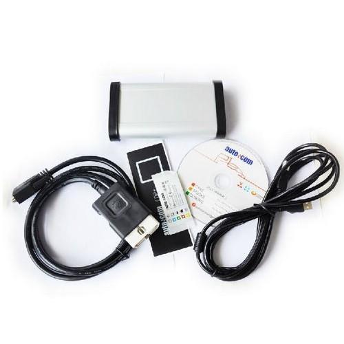 ALK Grey Autocom CDP with flight recorder CDP Pro with R1 2013 Delphi