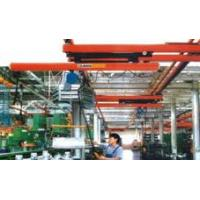 China Cold-rolled Telescopic Beam Flexible Light Crane Systems on sale