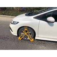 Quality Aluminum Alloy Trailer Anti Theft Devices Foldable for sale