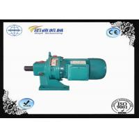 Buy Single Stage Transmission Planetary Gear Reducer B Series Cycloidal at wholesale prices